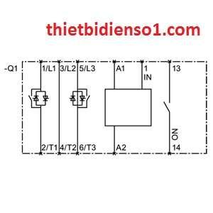 softstarter siemens 3RW3026-1BB14