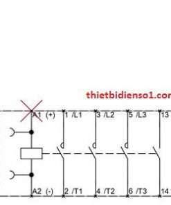 contactor siemens 3RT1016-1AB01