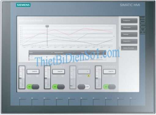 HMI-KTP1200-6AV2123-2MB03-0AX0